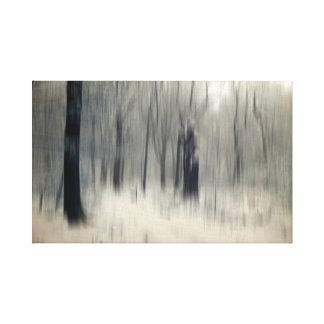 Seasonal Trees Canvas Print