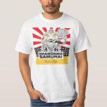 Seasoned Samurai T Shirt