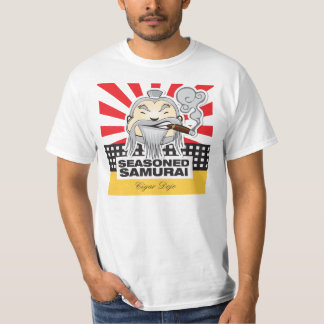 Seasoned Samurai T-Shirt