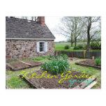 Seasons 1: Kitchen Garden Spring Post Card