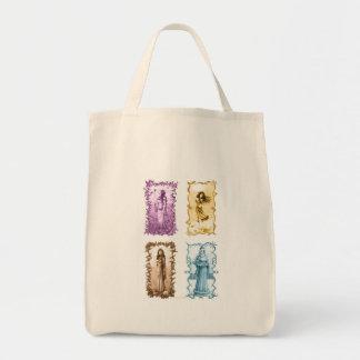 Seasons Tote Bags