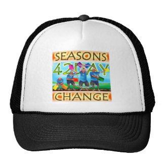 Seasons Change Cap