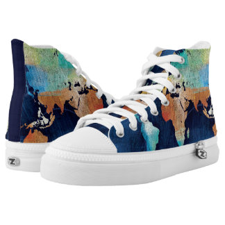 Seasons Change High Tops
