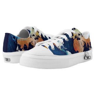 Seasons Change Low Tops