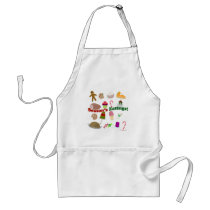 Seasons Eatings Standard Apron