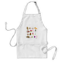 Seasons Eatings Too Standard Apron