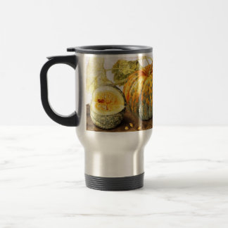 SEASON'S FRUITS  / PUMPKINS TRAVEL MUG