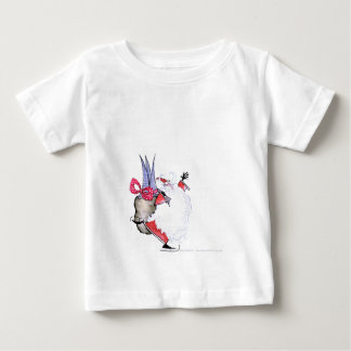 Seasons Greetings 1 by Tony Fernandes Baby T-Shirt
