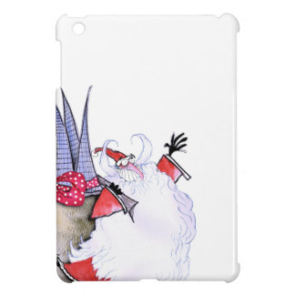 Seasons Greetings 1 by Tony Fernandes iPad Mini Cover