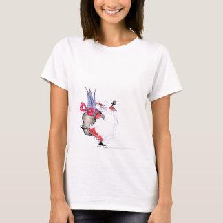 Seasons Greetings 1 by Tony Fernandes T-Shirt