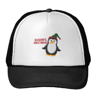 Seasons Greetings Cap