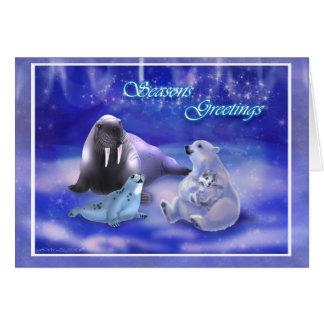 Seasons Greetings Card
