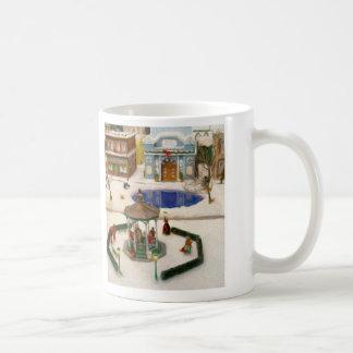 Season's Greetings-Christmas 2008 Basic White Mug