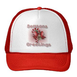 Seasons Greetings Christmas Hat