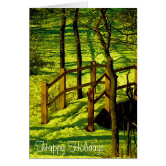 Seasons Greetings-Family card II