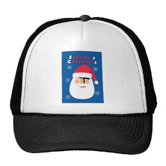 Season's Greetings Trucker Hats