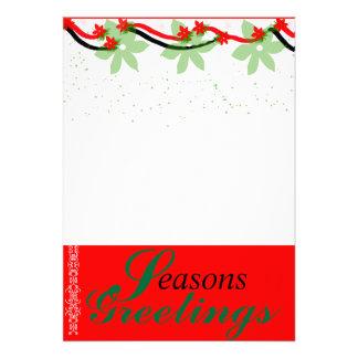 Seasons Greetings Invitation