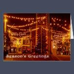 Season's Greetings Keswick Christmas Card