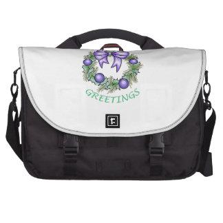 Seasons Greetings Commuter Bags