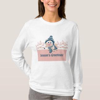 Season's Greetings pig T-Shirt