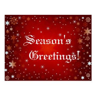 Season's Greetings! v.3 ~ Post Card