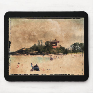 Seasons In The Summer Sun Mouse Pad