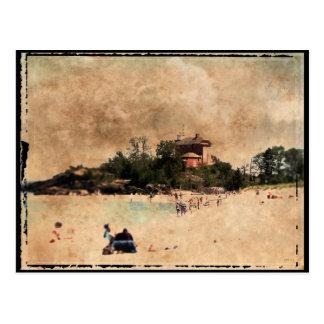 Seasons In The Summer Sun Postcard