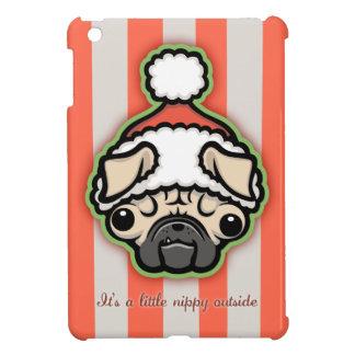 Season's Puggings iPad Mini Cover