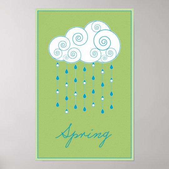 Seasons: Spring Poster