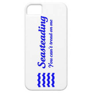 Seasteading Phone Case Case For The iPhone 5