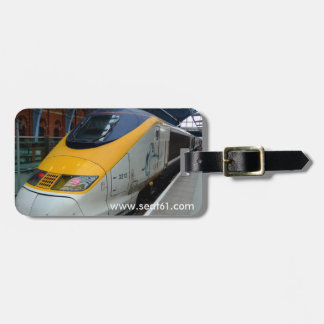 Seat61 Eurostar luggage labels. Tag For Bags