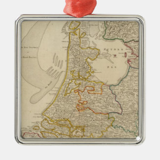 Seat of war United Provinces Christmas Ornament