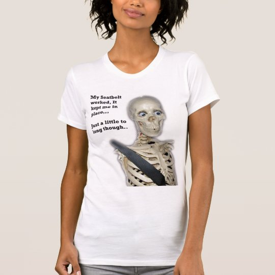 seatbelt gracie T-Shirt