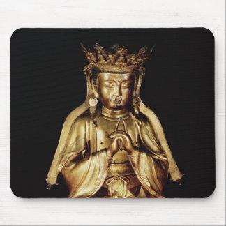 Seated Buddha Mouse Mat