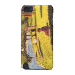 Seated figure by Georges Seurat iPod Touch 5G Case