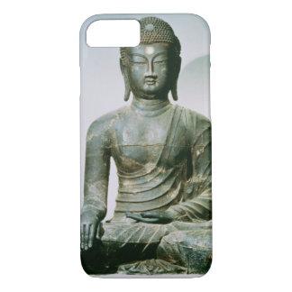Seated Sakyamuni Buddha from Ch'ungung-ni (iron) iPhone 8/7 Case