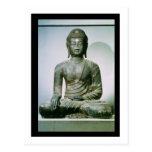 Seated Sakyamuni Buddha from Ch'ungung-ni (iron) Postcard