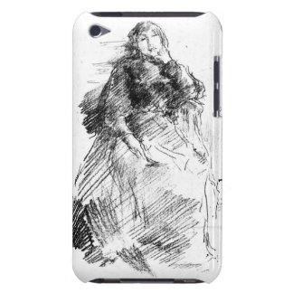 Seated Woman 1894 Barely There iPod Cases