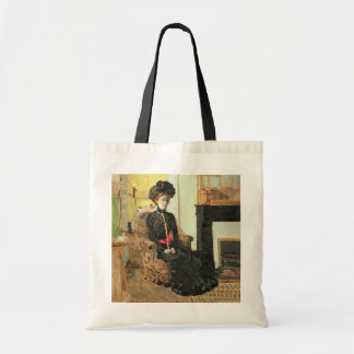 Seated Woman, 1901 Budget Tote Bag