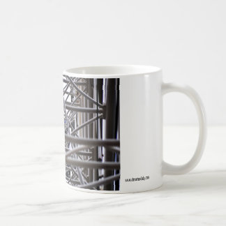 Seattle 2017 Urban Photography Ferris Wheel Mug