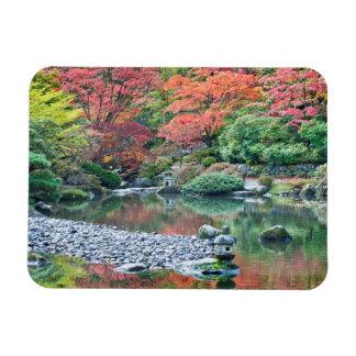Seattle, Arboretum Japanese Garden Magnet