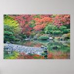 Seattle, Arboretum Japanese Garden Poster