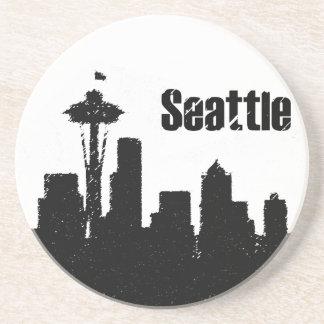 Seattle Beverage Coaster