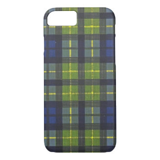 Seattle Blue Green Team Colors Vintage Football iPhone 7 Case