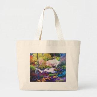 Seattle Botanical Garden Bag