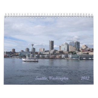 Seattle Calendar