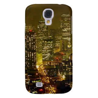 Seattle city view galaxy s4 case