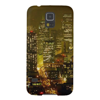Seattle city view galaxy s5 cover
