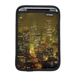 Seattle city view iPad mini sleeve