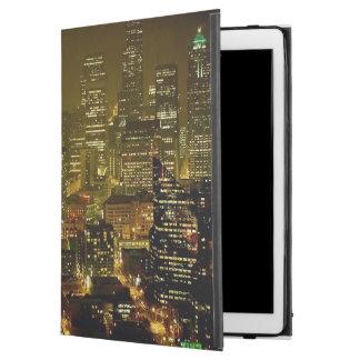 "Seattle city view iPad pro 12.9"" case"